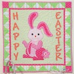 Project Sheets Bunny Quilt