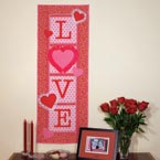 Project Sheet LOVE Wall Hanging