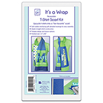 It's a Wrap Reversible T-Shirt Scarf Kit