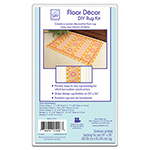 June Tailor Floor Decor, DIY Rug Kit - Stripe Design
