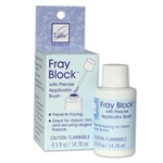 Fray Block™ with Applicator Brush.