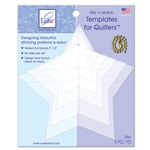 Mix 'n Match Quilting Templates - Star