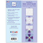 June Tailor Quilter's Sew and Soak Dissolving Foundation Sheets