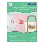 Light T-Shirt Transfer Value Pack (10 sheets/pack)