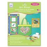 Art-Wear Inkjet Transfer Sheets Value Pack (10 sheets/pack)