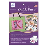 White Quick Fuse Iron-On 4