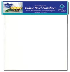 Fabric Bowl - Fusible Stabilizer 13