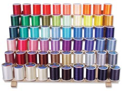 Mini-Mega-Rak II (60 spools with legs) Thread Rack