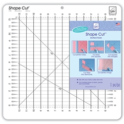 June Tailor Shape Cut™ Quiltung Ruler