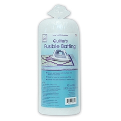 Low Loft Fusible Batting - 45