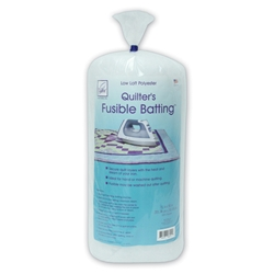 Low Loft Fusible Batting - 81