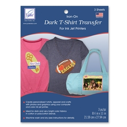 Dark T-Shirt Transfer